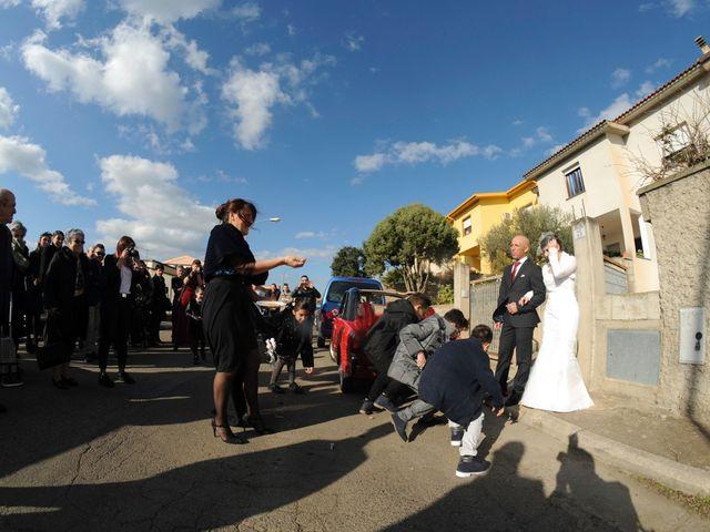 Il matrimonio di Luca e Sara a Sardara, Cagliari 25