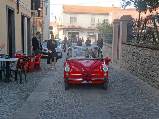 Il matrimonio di Luca e Sara a Sardara, Cagliari 44