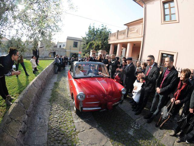 Il matrimonio di Luca e Sara a Sardara, Cagliari 45