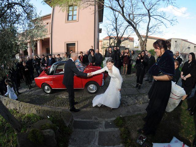 Il matrimonio di Luca e Sara a Sardara, Cagliari 46