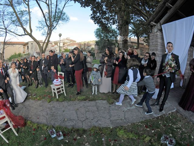 Il matrimonio di Luca e Sara a Sardara, Cagliari 47