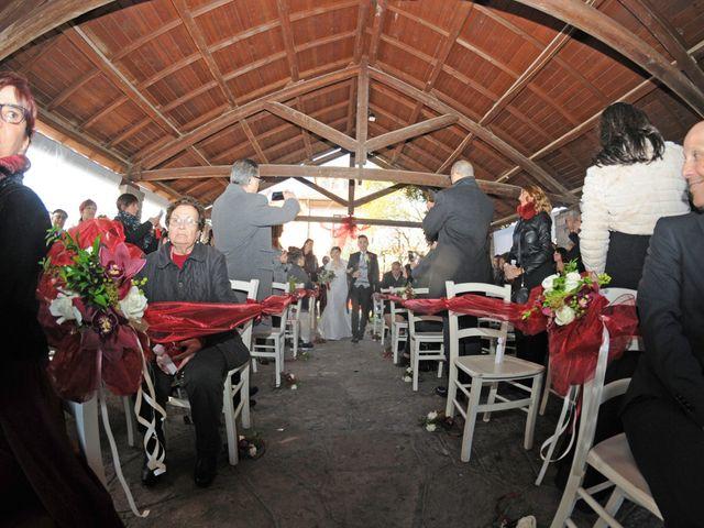 Il matrimonio di Luca e Sara a Sardara, Cagliari 49