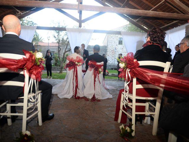 Il matrimonio di Luca e Sara a Sardara, Cagliari 50