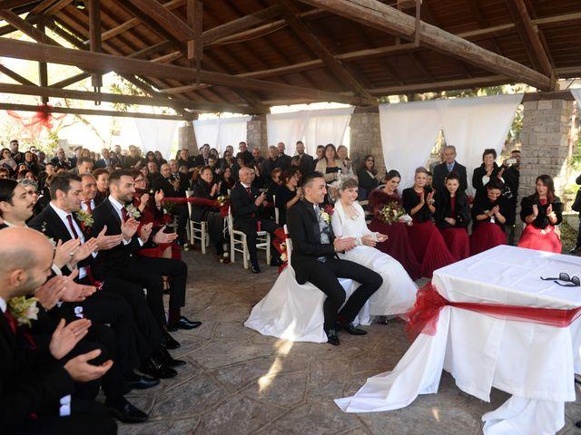 Il matrimonio di Luca e Sara a Sardara, Cagliari 56