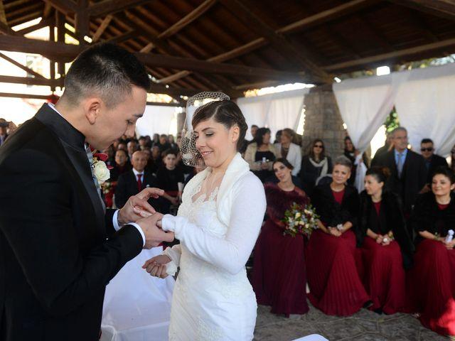 Il matrimonio di Luca e Sara a Sardara, Cagliari 57