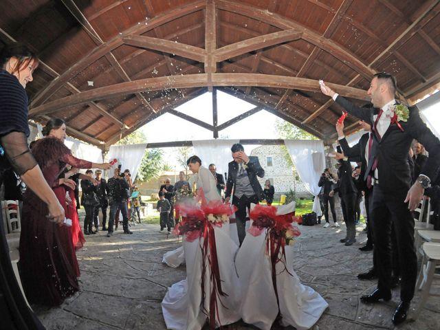 Il matrimonio di Luca e Sara a Sardara, Cagliari 61