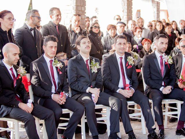 Il matrimonio di Luca e Sara a Sardara, Cagliari 76