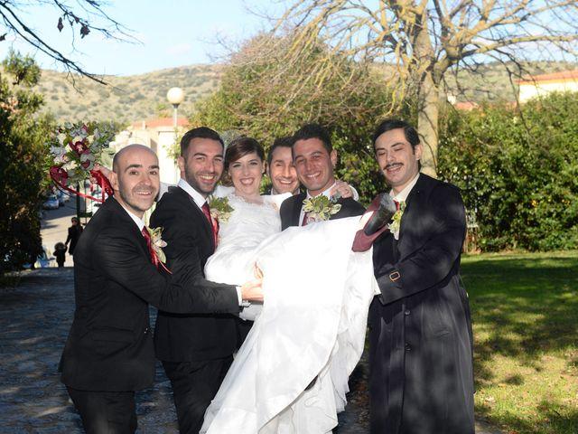 Il matrimonio di Luca e Sara a Sardara, Cagliari 81