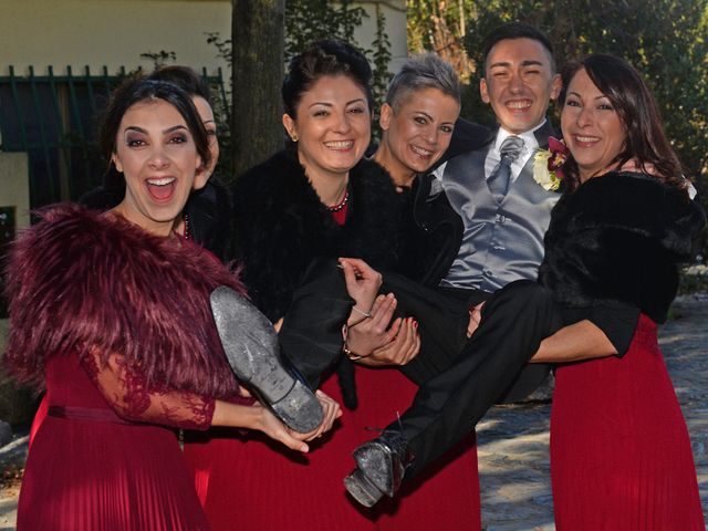 Il matrimonio di Luca e Sara a Sardara, Cagliari 82