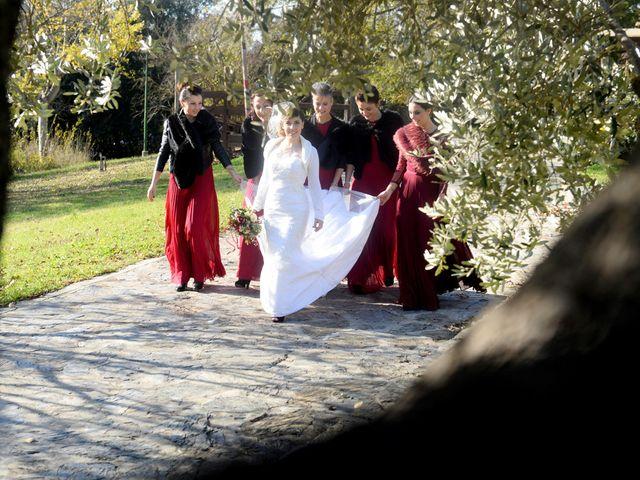 Il matrimonio di Luca e Sara a Sardara, Cagliari 87