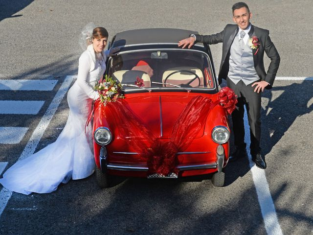 Il matrimonio di Luca e Sara a Sardara, Cagliari 102