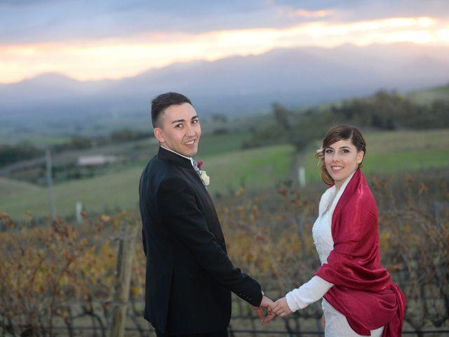 Il matrimonio di Luca e Sara a Sardara, Cagliari 115