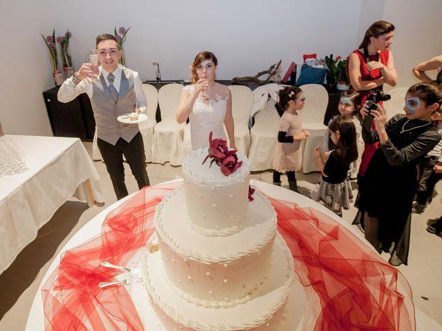 Il matrimonio di Luca e Sara a Sardara, Cagliari 141
