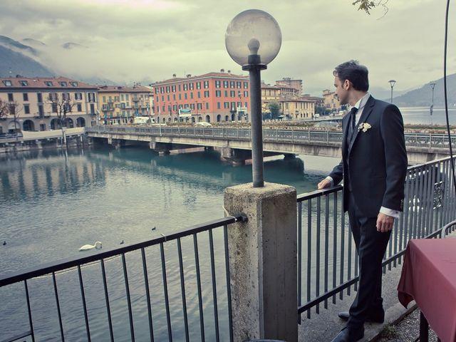 Il matrimonio di Patrizio e Olga a Milano, Milano 2