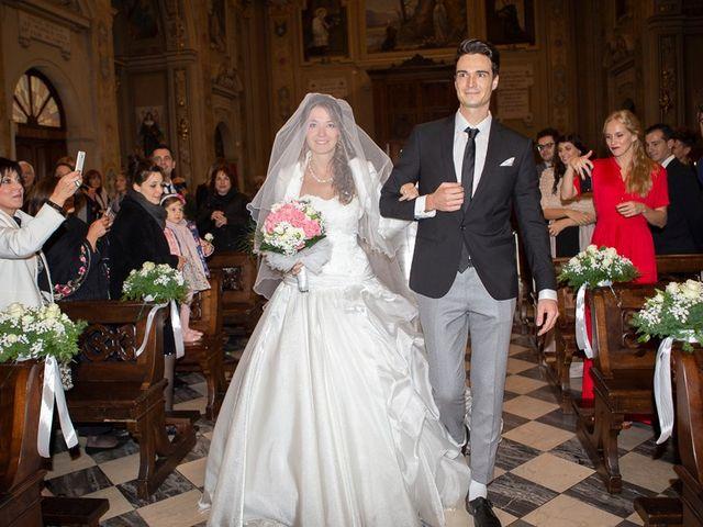 Il matrimonio di Patrizio e Olga a Milano, Milano 12