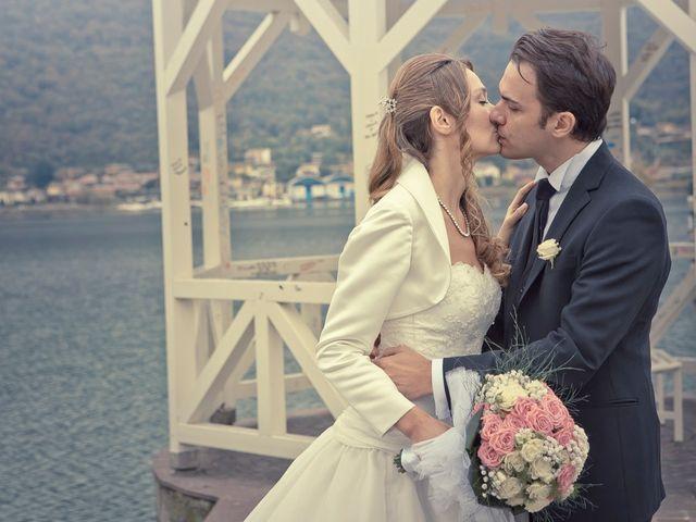 Il matrimonio di Patrizio e Olga a Milano, Milano 24