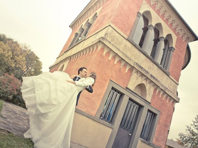 Il matrimonio di Patrizio e Olga a Milano, Milano 25