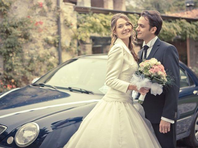 Il matrimonio di Patrizio e Olga a Milano, Milano 32
