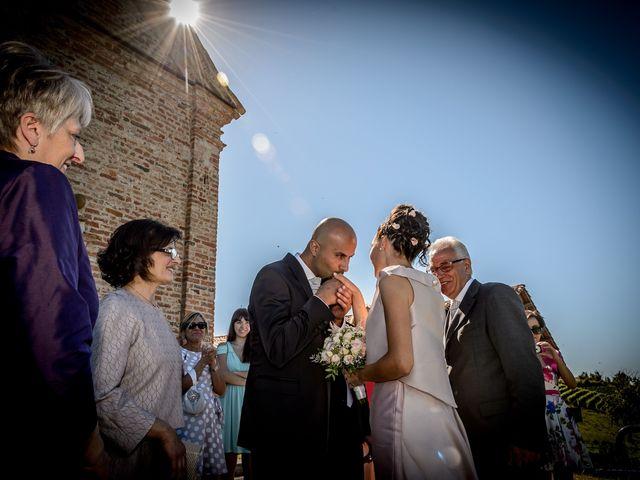 Il matrimonio di Salvatore e Stefania a Aramengo, Asti 7