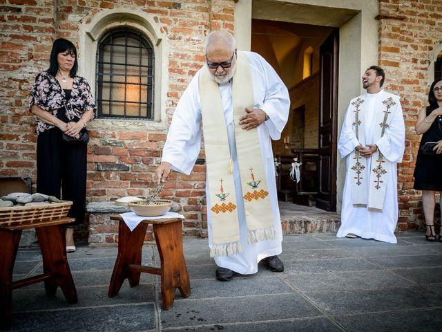 Il matrimonio di Salvatore e Stefania a Aramengo, Asti 9