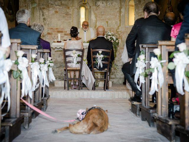 Il matrimonio di Salvatore e Stefania a Aramengo, Asti 13