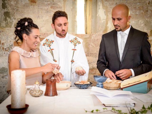 Il matrimonio di Salvatore e Stefania a Aramengo, Asti 19