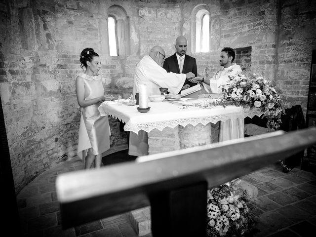 Il matrimonio di Salvatore e Stefania a Aramengo, Asti 20