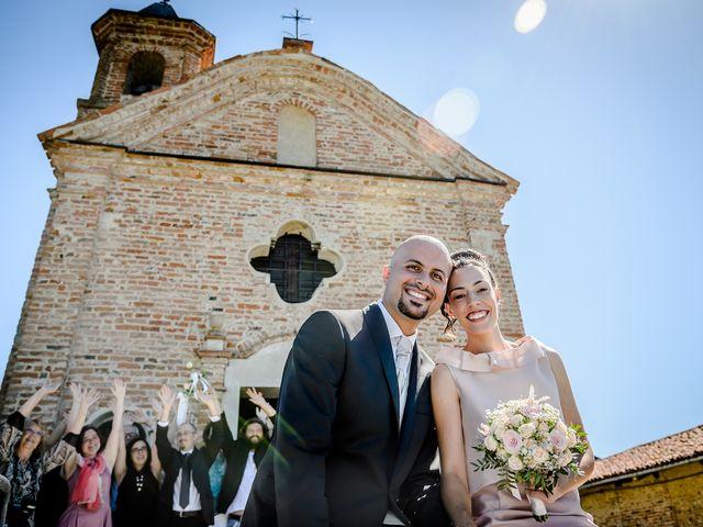 Il matrimonio di Salvatore e Stefania a Aramengo, Asti 27