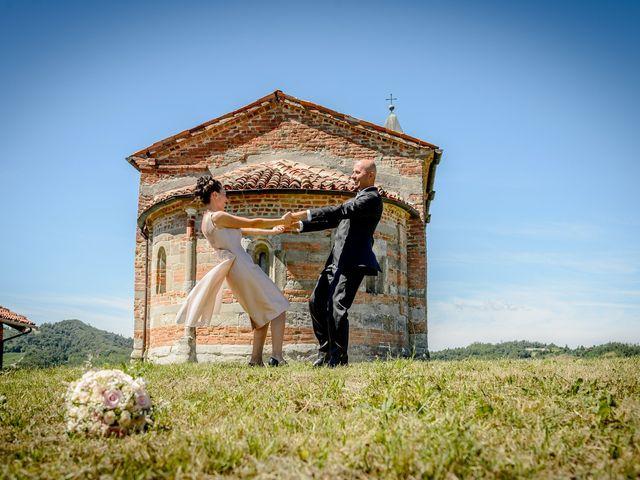 Il matrimonio di Salvatore e Stefania a Aramengo, Asti 35