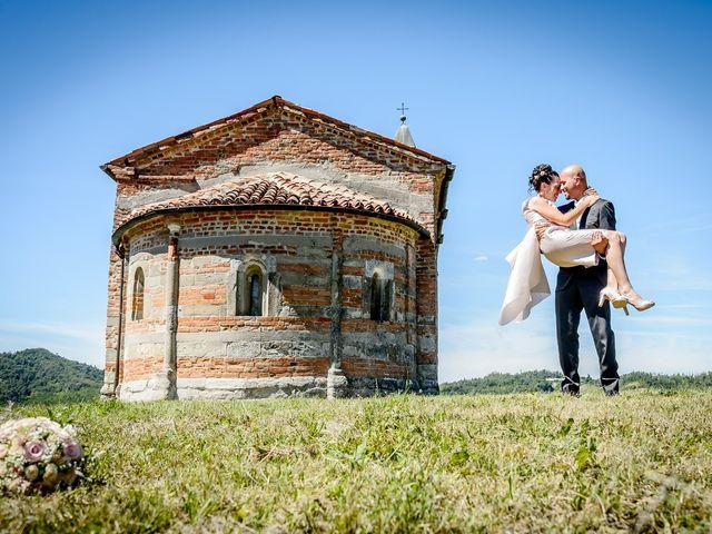 Il matrimonio di Salvatore e Stefania a Aramengo, Asti 36