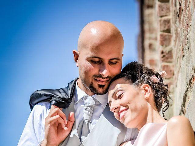 Il matrimonio di Salvatore e Stefania a Aramengo, Asti 38