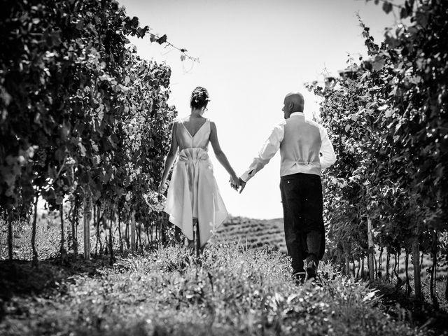 Il matrimonio di Salvatore e Stefania a Aramengo, Asti 41