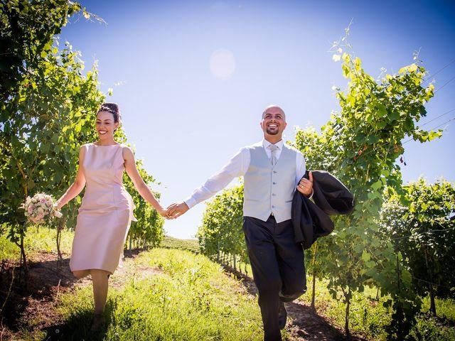 Il matrimonio di Salvatore e Stefania a Aramengo, Asti 42