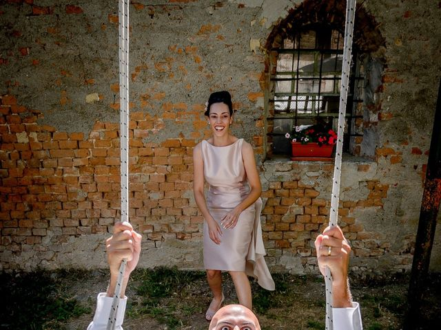 Il matrimonio di Salvatore e Stefania a Aramengo, Asti 45
