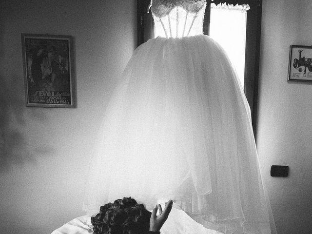 Il matrimonio di Daniele e Marianna a San Miniato, Pisa 3