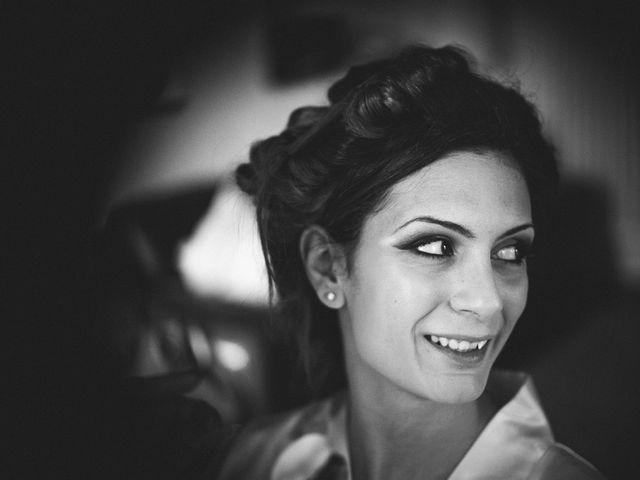 Il matrimonio di Daniele e Marianna a San Miniato, Pisa 6