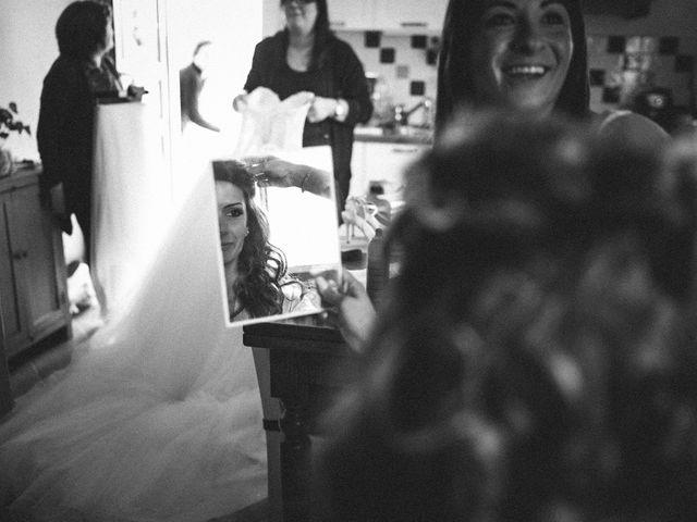 Il matrimonio di Daniele e Marianna a San Miniato, Pisa 13