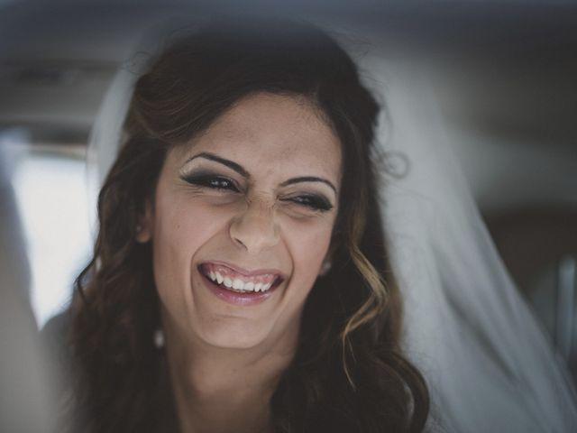 Il matrimonio di Daniele e Marianna a San Miniato, Pisa 17