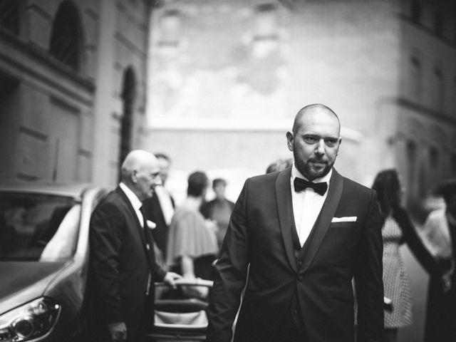 Il matrimonio di Daniele e Marianna a San Miniato, Pisa 18