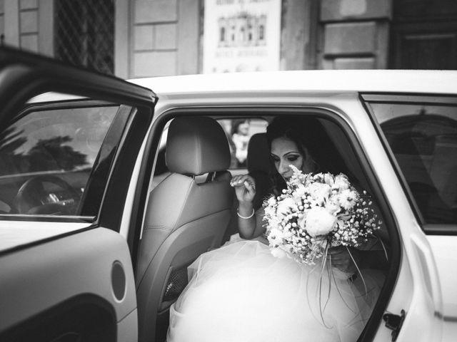 Il matrimonio di Daniele e Marianna a San Miniato, Pisa 20