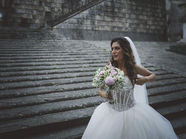 Il matrimonio di Daniele e Marianna a San Miniato, Pisa 21
