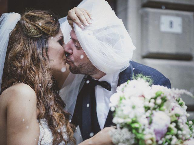 Il matrimonio di Daniele e Marianna a San Miniato, Pisa 30