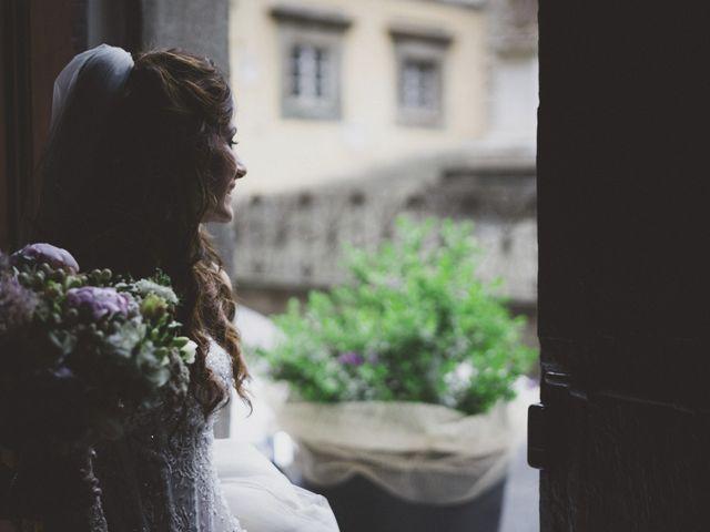 Il matrimonio di Daniele e Marianna a San Miniato, Pisa 33