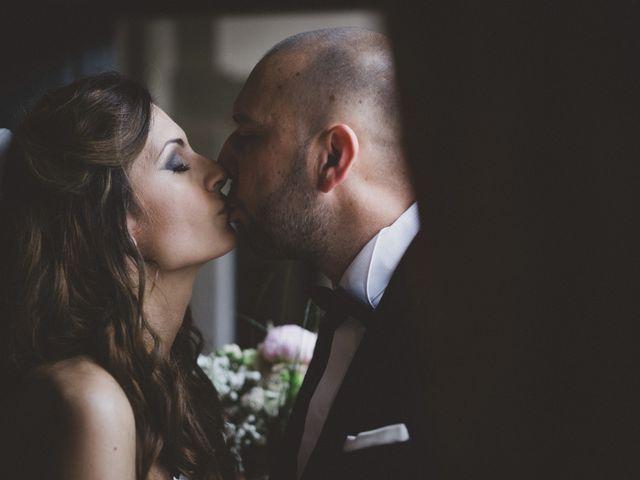 Il matrimonio di Daniele e Marianna a San Miniato, Pisa 34