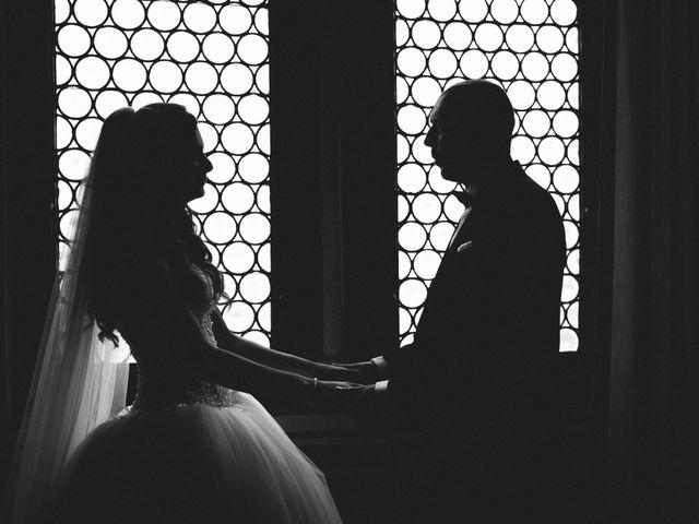 Il matrimonio di Daniele e Marianna a San Miniato, Pisa 36