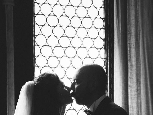 Il matrimonio di Daniele e Marianna a San Miniato, Pisa 37