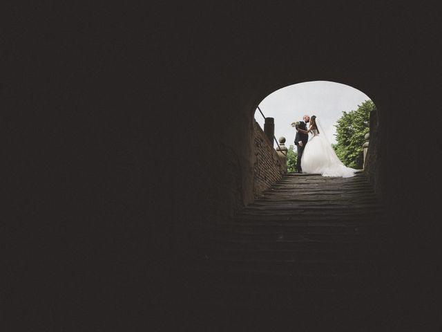 Il matrimonio di Daniele e Marianna a San Miniato, Pisa 38