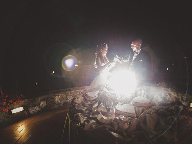 Il matrimonio di Daniele e Marianna a San Miniato, Pisa 52