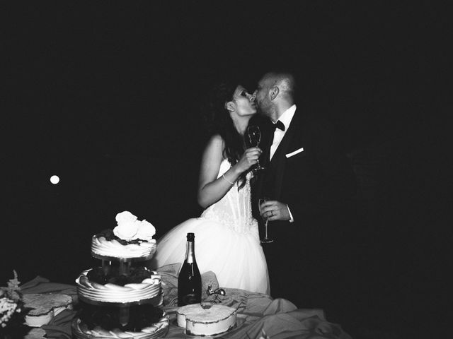 Il matrimonio di Daniele e Marianna a San Miniato, Pisa 53