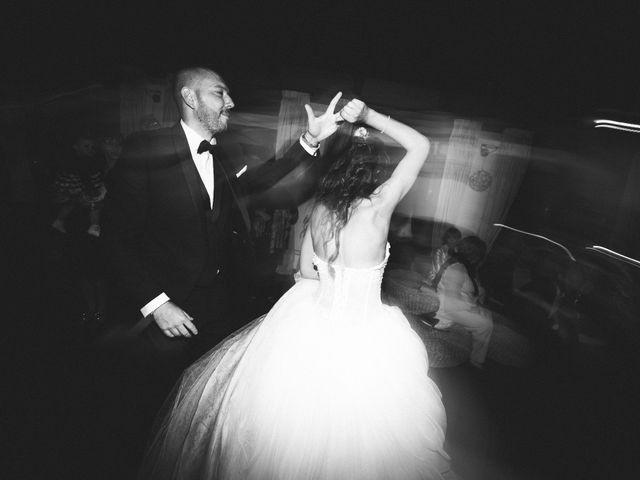 Il matrimonio di Daniele e Marianna a San Miniato, Pisa 54